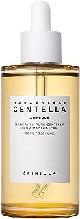 SKIN1004 Madagascar Centella Asiatica 100 Ampoule (100ml, 3.38 Fl. Oz.) - Facial Serum - 100% Centella Asiatica Extract - ...
