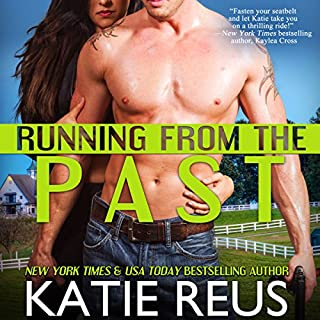 Running from the Past audiobook cover art