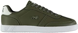 Lonsdale Mens Regent Court Trainers Sneakers Lace Up Sports Shoes Low Top