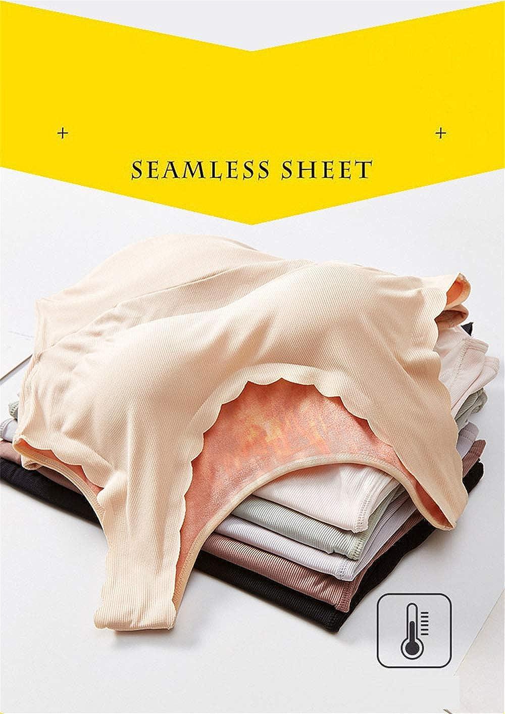 VELWINGS Womens Seamless Cotton Thermal Fleece Lined Underwear Cami Tank Top Vest