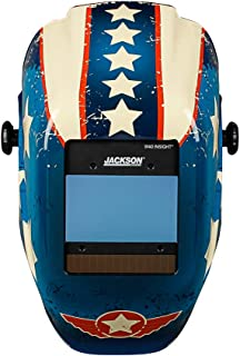 Jackson Safety Insight Variable Auto Darkening Welding Helmet (46101)