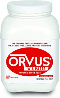 Orvus Wa Paste Cleaner - 120 Ounce