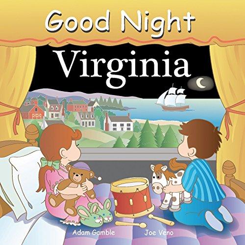 Good Night Virginia (Good Night Our World)