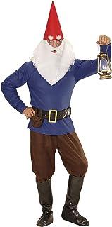 Zwergen Kostüm Zwergenkostüm Herren Zwerg Kobold Wichtel Zwergkostüm Gnom Outfit