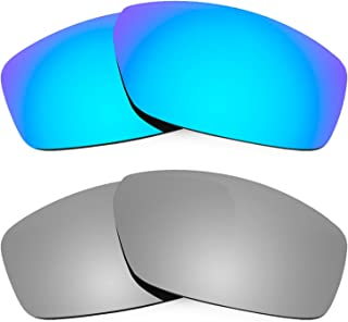 Revant Replacement Lenses for Spy Optic Dirty Mo 2 Pair Combo Pack K004