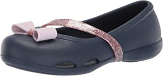 Crocs Girl's Lina Charm Flat