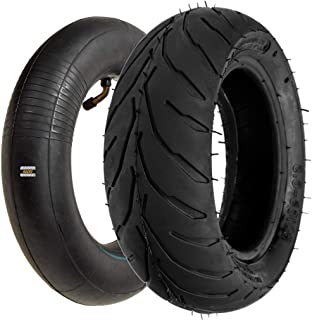 HIAORS Pocket bike Front Tire 90 65 6.5 & Inner tube 90/65-6.5 for 47c MTA1 MTA2 39cc MTA4 bike Gas Electric Scooter Mini ...