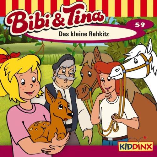 Das kleine Rehkitz (Bibi und Tina 59) Titelbild