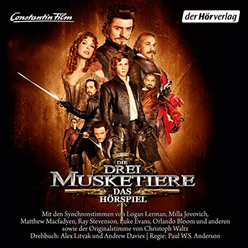 Die drei Musketiere     Filmhörspiel              By:                                                                                                                                 Alexandre Dumas                               Narrated by:                                                                                                                                 div.                      Length: 2 hrs and 4 mins     Not rated yet     Overall 0.0
