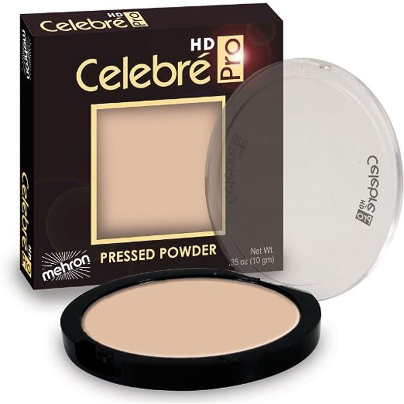 構造的靴鳴り響くmehron Celebre Pro HD Make Up Light 3 (並行輸入品)