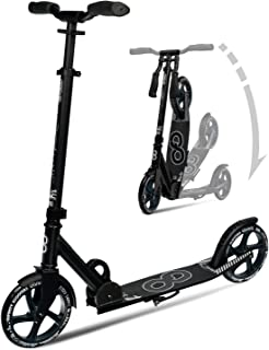 Crazy Skates City Series Foldable Kick Scooter -Choose from The Sydney, Tokyo, NYC and London Models - Great Scooters for ...