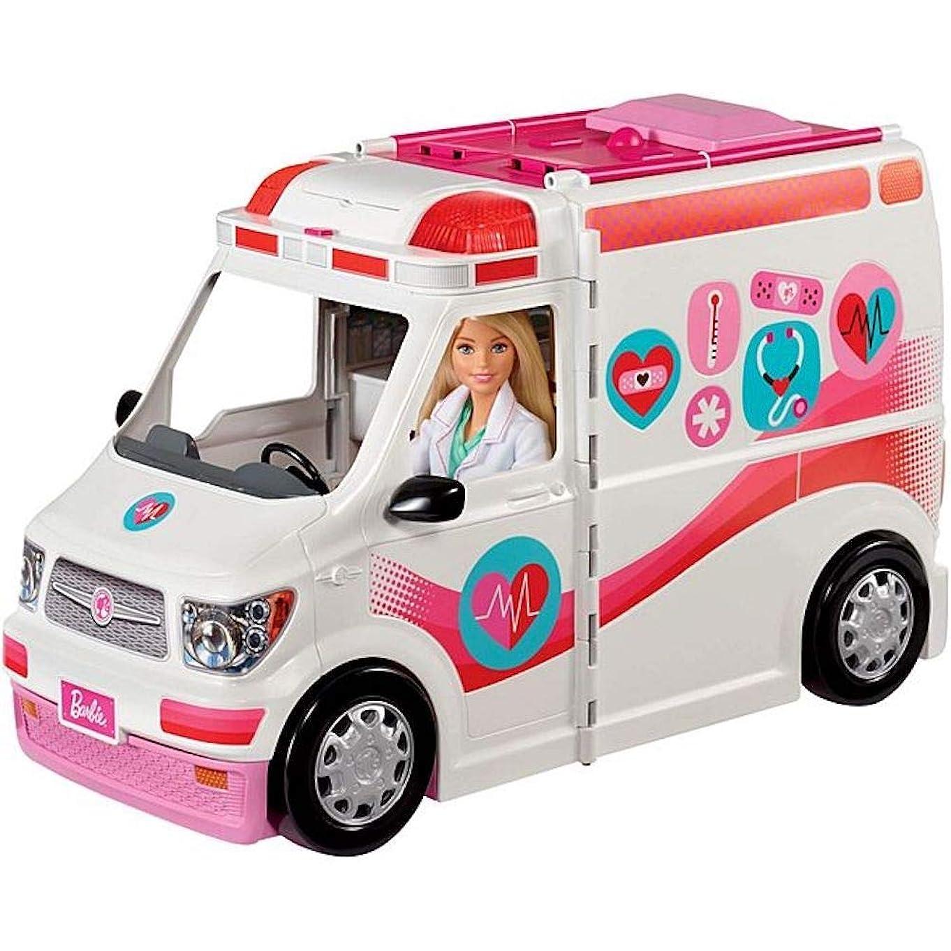 Barbie Care Clinic Vehicle