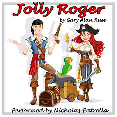 Jolly Roger audiobook cover art