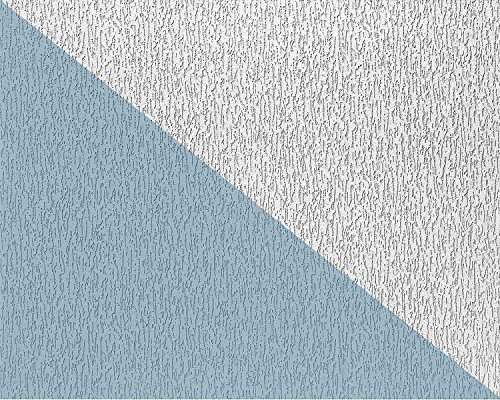 Struktur Tapete Streichbar EDEM 362-70 Struktur Vliestapete überstreichbar Reibeputz Muster Putzstruktur-Optik weiß 25 Meter 26,50 qm