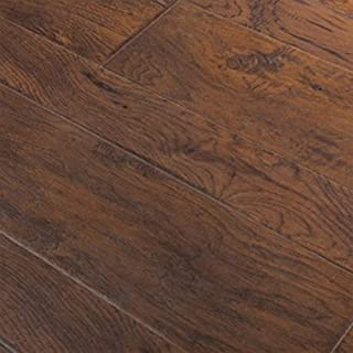 17.3-Square Feet All American Hardwood 700598083026 Timeless Collection Laminate Flooring Java