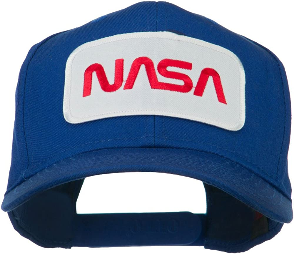 e4Hats.com NASA Logo Embroidered At the price of New Shipping Free Shipping surprise Patched Cap