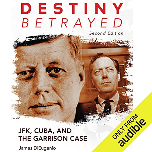 Destiny Betrayed, Second Edition audiobook cover art