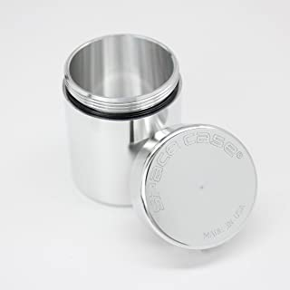 SPACE CASE Airtight Cylinder Stash Case Medium