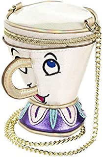 Disney Beauty and the Beast Chip Tea Cup Cross Body Bag by Danielle Nicole