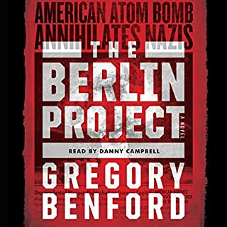 The Berlin Project audiobook cover art