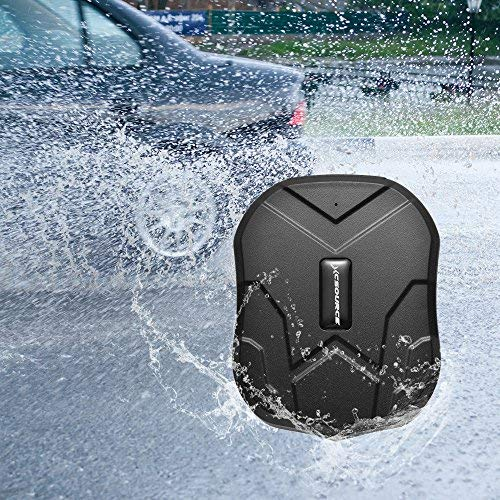 XCSOURCE Mini Waterproof GPS Tracker, 90 days...