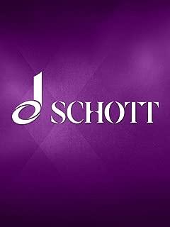 Eulenburg Oboe Concerto in F minor (Cello/Bass Part) Schott Series Composed by Georg Philipp Telemann