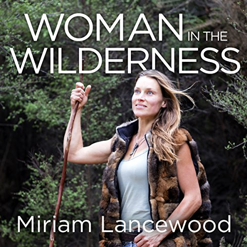 Woman in the Wilderness audiobook cover art
