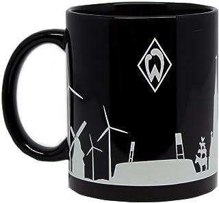 SV Werder Bremen Tasse, Becher Glow in the dark
