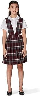 maroon school jumper