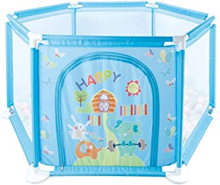 IZHH Portable Travel Playpen Tent Ball Pool Play House Play Space for Children Baby