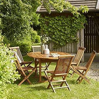 Amazon.fr : mobilier de jardin en bois exotique - 3 étoiles & plus
