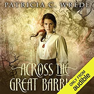 Across the Great Barrier audiobook cover art