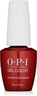 OPI GEL Color - An Affair In Red Square - 15 mL / 0.5 oz