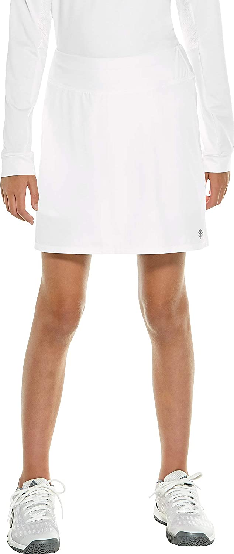 Coolibar UPF 50+ Girl's Volle Tennis Skort - Sun Protective