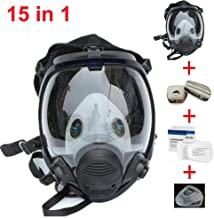 top rated gas mask