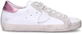 Philippe Model Luxury Fashion Womens CLLDVM13 White Sneakers | Fall Winter 19