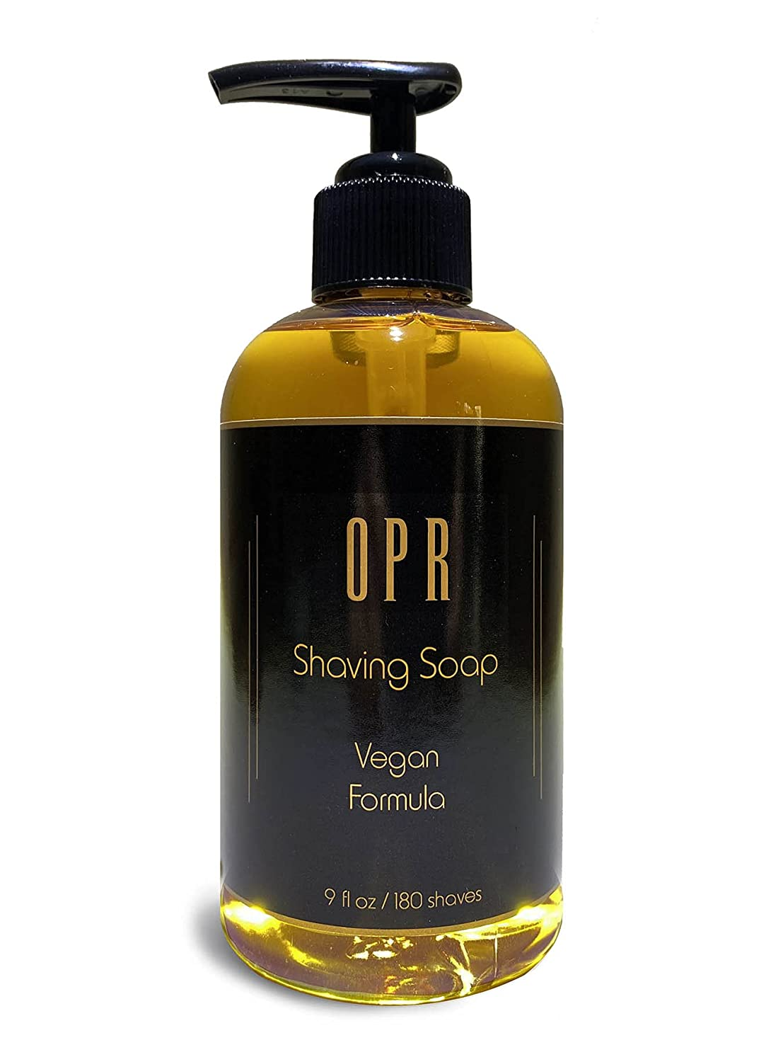 OPR's High quality new 5 ☆ very popular Vegan Shave Soap Provides and Skin Superior Nourishment Lu