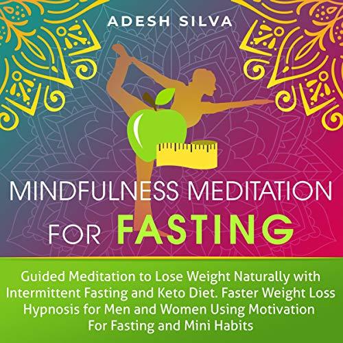 Mindfulness Meditation for Fasting audiobook cover art