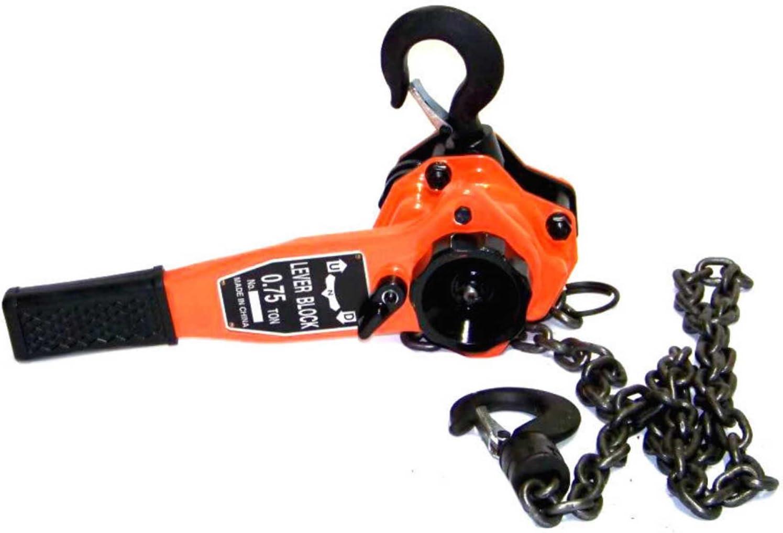 3 Sale special price 4 Ton Lever Block Chain Li Ratchet Hoist Puller High order Comealong Type