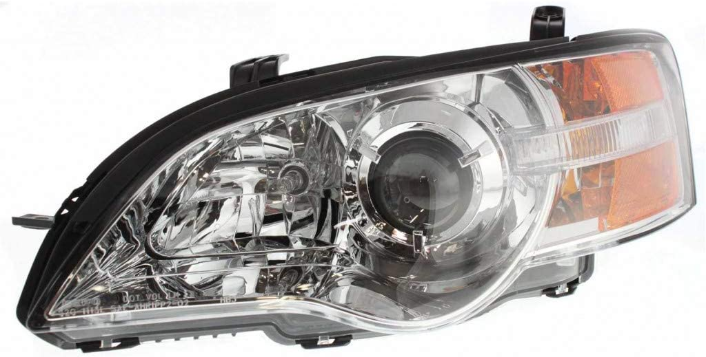 Nippon regular agency For Limited time cheap sale Subaru Legacy Outback Headlight Assembly Si Driver 2007 2006