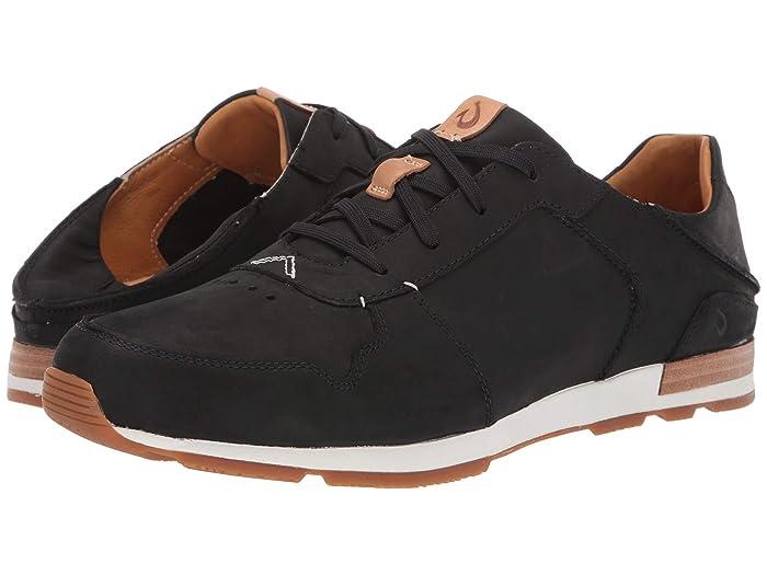 Huaka'i Li  Shoes (Black/Black) Men's Shoes