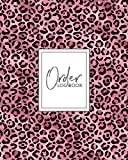 Order Log Book: Order Book for Small Business, Logbook to Track Customer Purchase Order Forms, Sales Ledger for Online Businesses, Home-based Businesses, Retail Stores (Large) 8' x 10'
