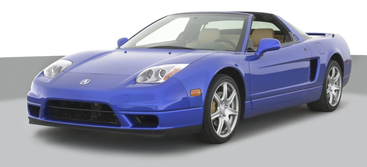 2002 Acura NSX, 2-Door NSX-T Open Top 3.0L Automatic Transmission ...