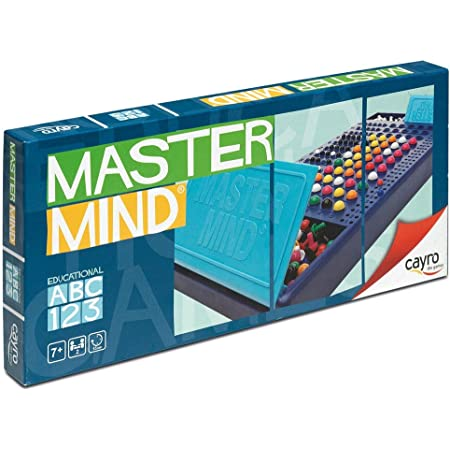 Cayro - Playmind Colors - Jeu de raisonnement et de stratégie - Jeu de société - Développement des aptitudes cognitives et des intelligences multiples - Jeu de société (126)