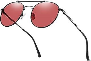 Round Sunglasses Sunglasses for Men Classic Shades UV400...