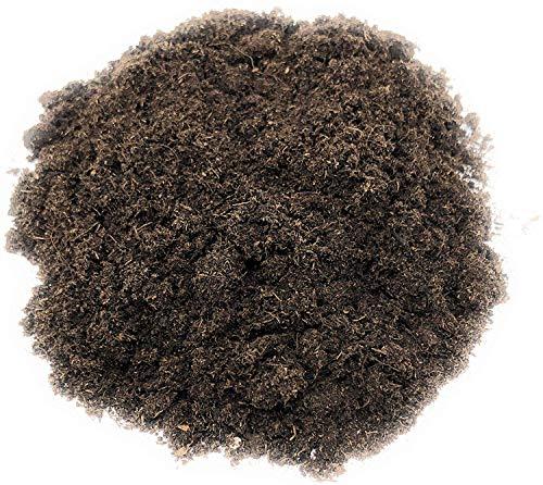 Cuxin Anzuchterde 10-80 l vers. Größen ● Aussaaterde feine Mischung mit Leichter Startdüngung ● für Gemüse und Kräuter + GRATIS Bodenanalyse (Bio Anzuchterde, 5 L)