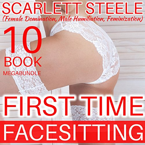 First Time Facesitting - 10 Book MegaBundle audiobook cover art