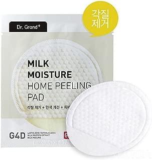 dr grand milk moisture peeling pad