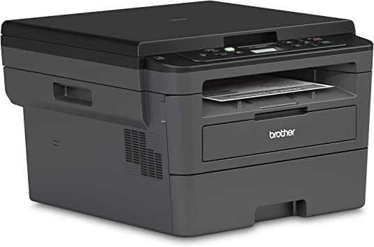 Brother Compact Monochrome Laser Printer, HLL2390DW, Convenient Flatbed  Copy & Scan, Wireless Printing, Duplex Two-Sided Printing, Amazon Dash  Replenishment Ready : Office Products - Amazon.com
