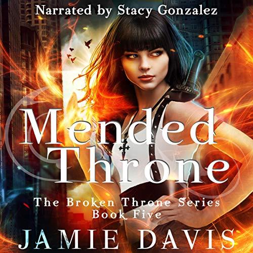『Mended Throne』のカバーアート